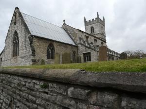 Yorkshire, MONK FRYSTON, St Wilfrid (Sarah Crossland 2012) #002
